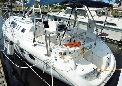 Luxury Sailboat-Cape Harbour Resort - Cape Coral - Bateau