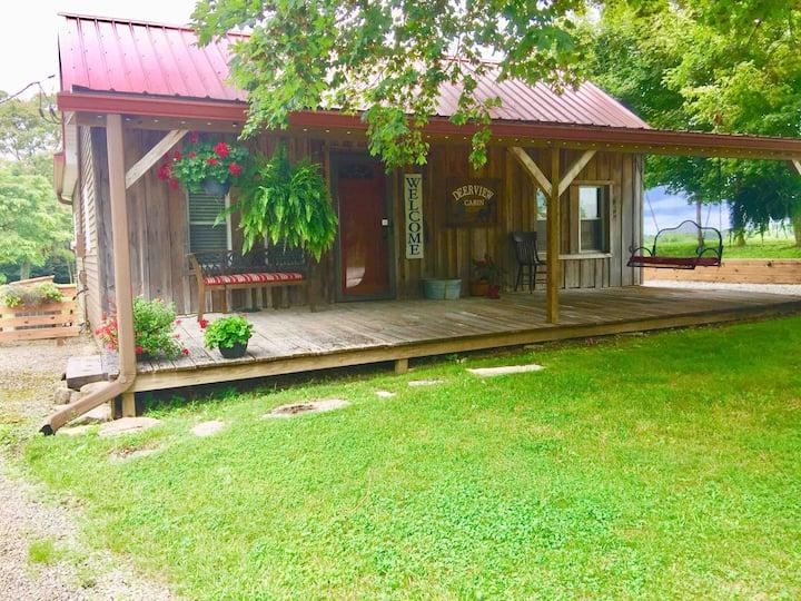 Deerview Cabin Your Romantic Winter Getaway!!