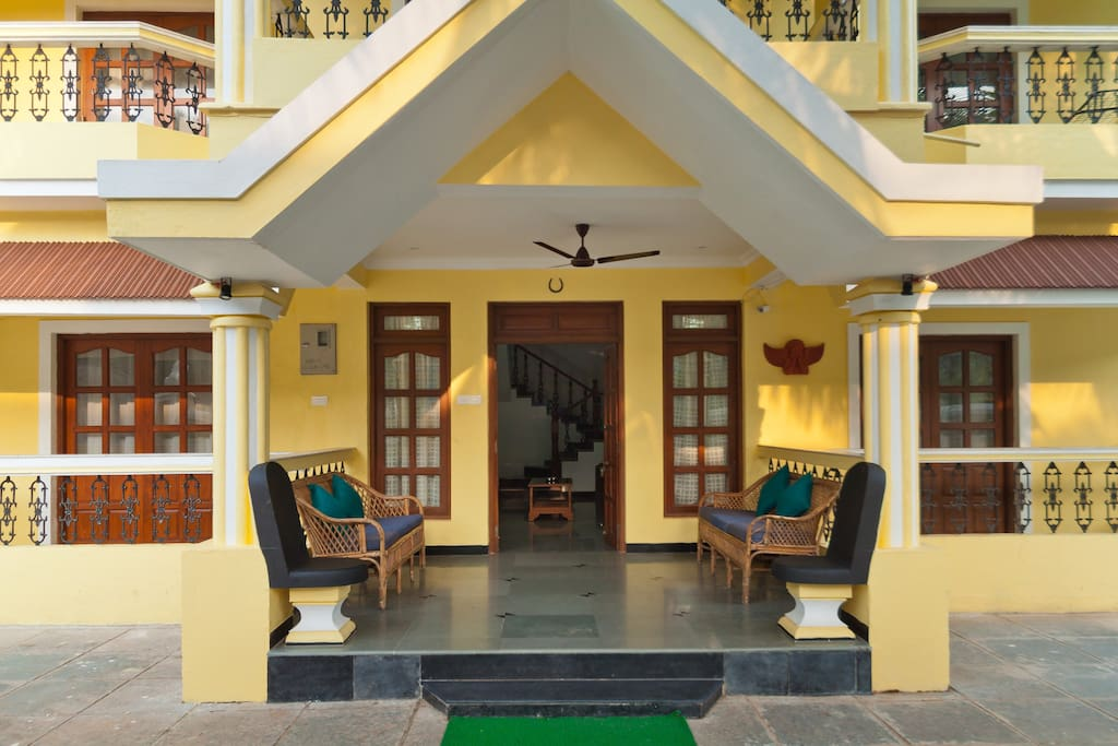 Villa Calanguteblends architecture and design to deliver a breathtaking holiday experience.
