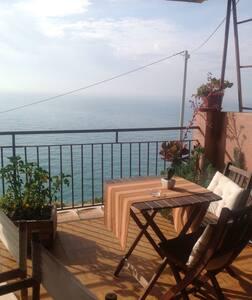 B&B ilforte piscina e mare - Ventimiglia