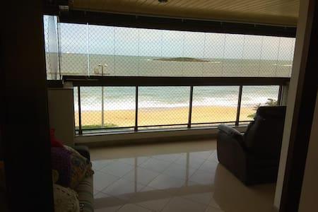 Apartamento de frente para o Mar de Itaparica