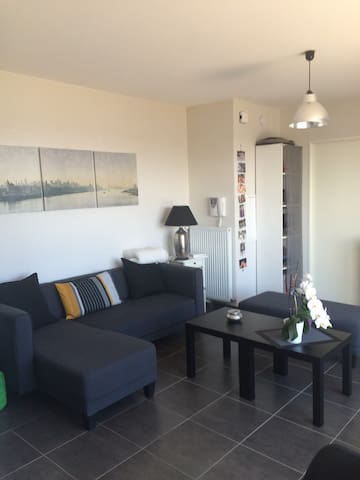 Appartement rotheneuf avec terrasse - Saint Malo