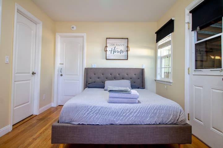 Cozy & Convenient In-Law 15mins to SFO