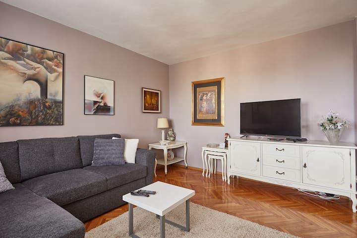 Spacious Modern Apartment in Quiet neighborhood