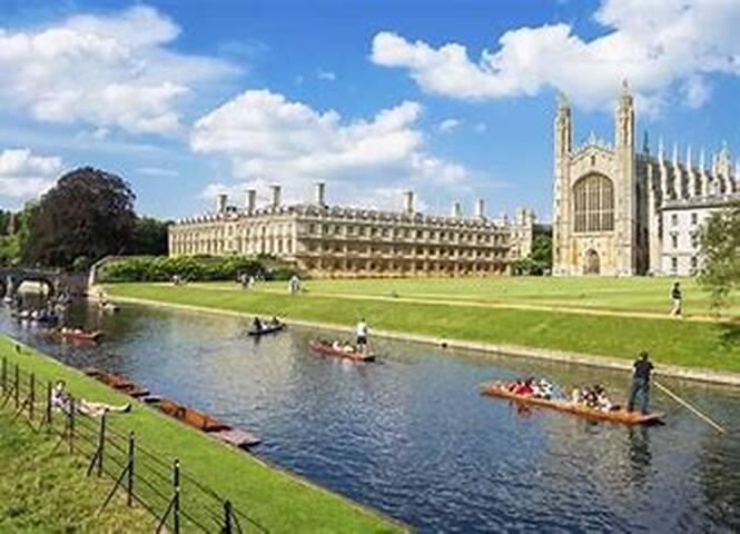 Guidebook for Cambridgeshire