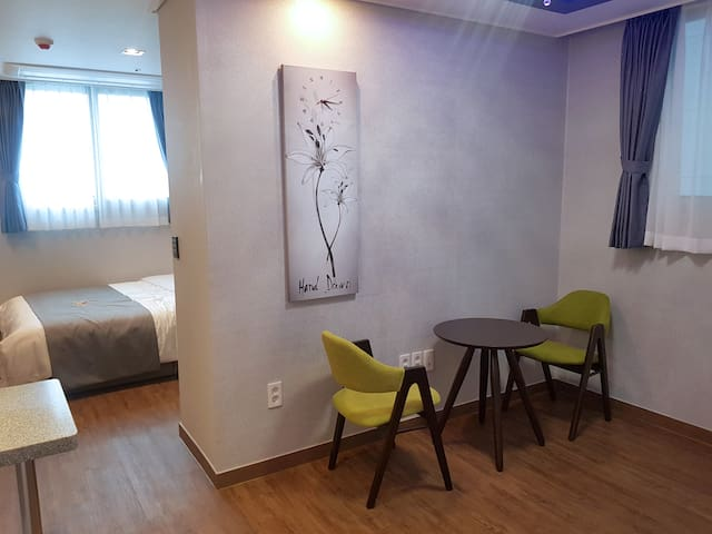 PRIME Residence closest to KTX Busan Station #5-8