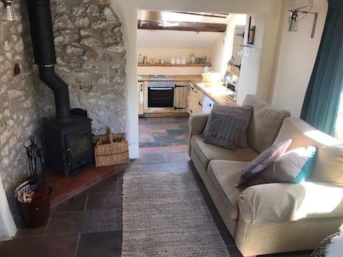 Brassington Barn Retreat in Heart of Derbyshire