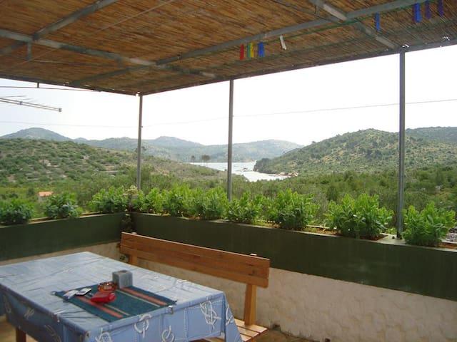 House Neda, Nature Park Telascica