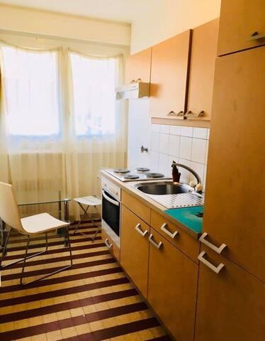 Room in the very center of Geneva