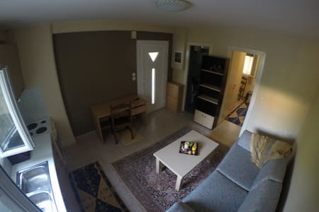 Two(2) person studio near airport - Ioannina - Daire