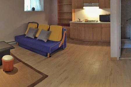 Cozy Space w/ Separate Entrance - Staten Island  - Apartamento