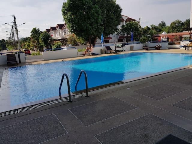 Sport villa condo at Hua-Hin.Close to Bluport mall