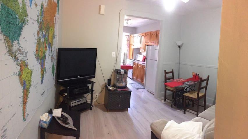 Montréal logement complet