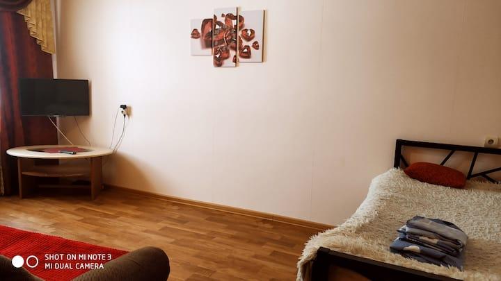 Квартира посуточно 1 комнатная