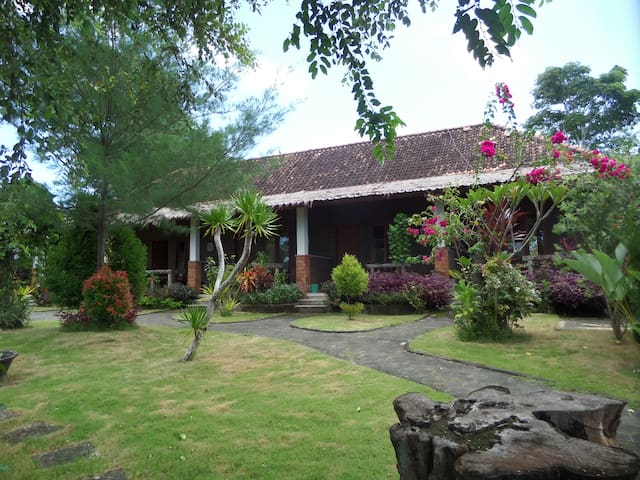 Nice place to stay, relax after surf at Balangan