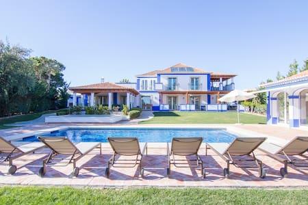 Buse Bronze Villa, Algarve - 奧霍斯德古阿(Olhos de Água) - 独立屋