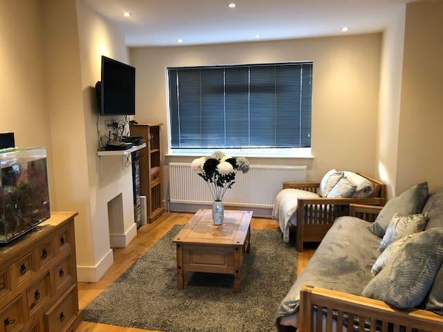 Modern duplex apartment in Ewell, Epsom