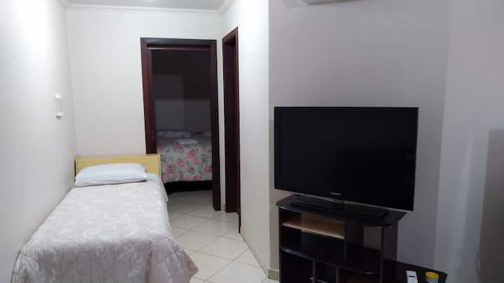 Seu apartamento na Serra (apartamento mobiliado)