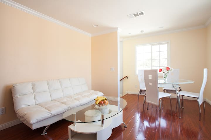 Brand new 3 bedroom apartment!