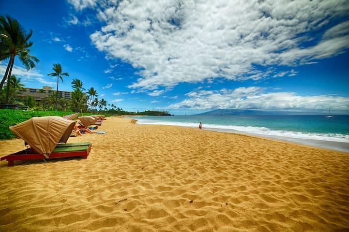 Kaanapali Beach * Stunning Ocean View Studio