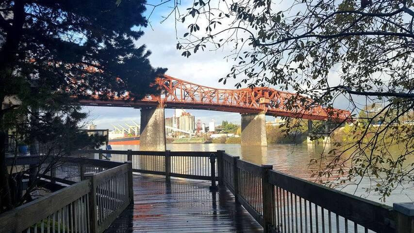 River Front Portland Condo