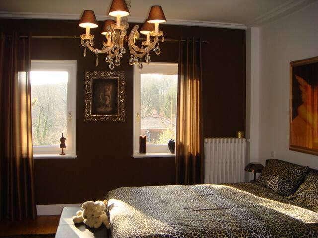 Sweet Chocolate Room