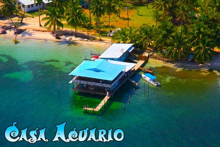 Casa Acuario Over the Sea RM#5