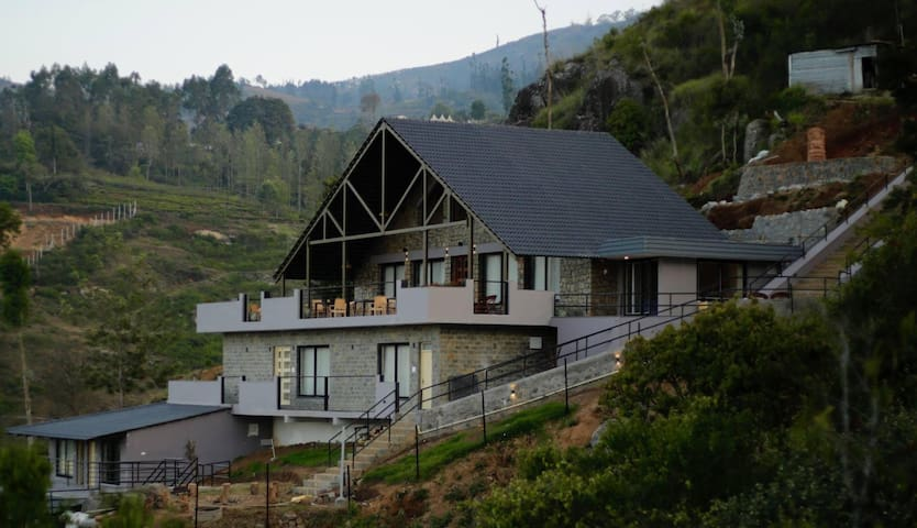 Leopard Rock Wilderness Resort - Ooty