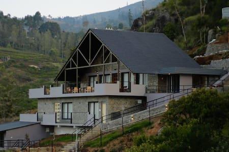 Leopard Rock Wilderness Resort - Udagamandalam - Natur-Lodge