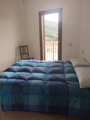 Camera doppia con uso cucina - Arbus - Appartement