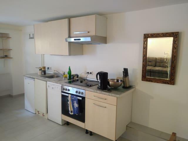 Appartement, voll ausgestattet