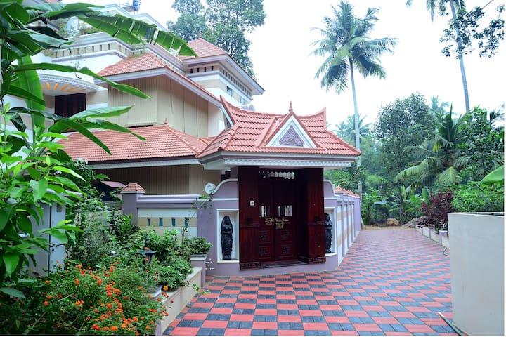 Lekha Prabha Gardens - Premium Retreat - Thiruvananthapuram - Rumah
