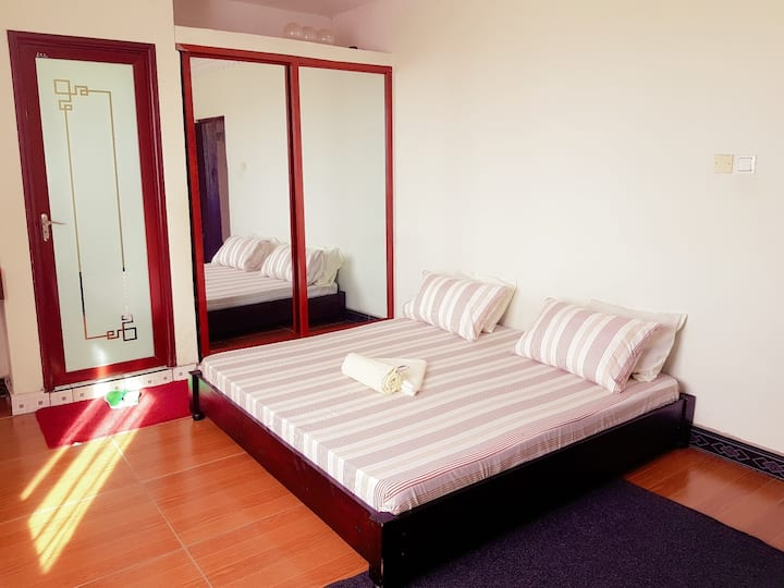Private Room in Penthouse in Nyali (near Mombasa)