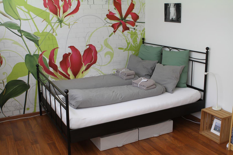 Bed (160cm*200cm)