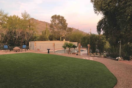 ORO VALLEY-CLEAN, PRIVATE 2 ROOM GUEST SUITE