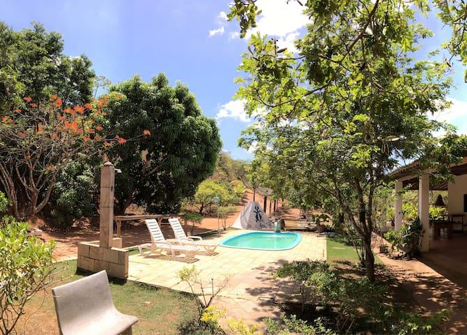 Sítio - Casa de Campo aconchegante - Vitória de Santo Antão