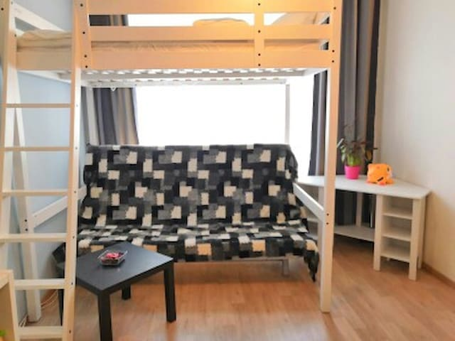 Lovely flat for two in Vishegrad