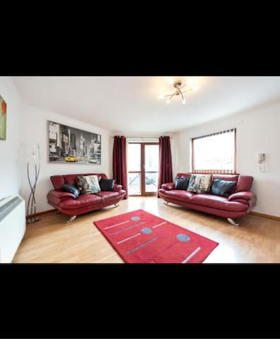 Warm Homely Double Room in Centre - Glasgow