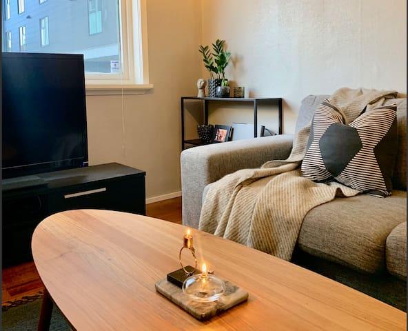 Cozy apartment near Stavanger centre