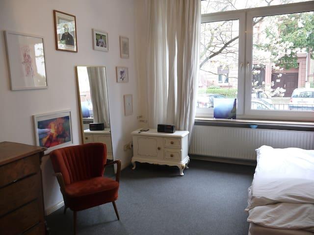Schöne kleine Wohnung im Frankfurter Nordend