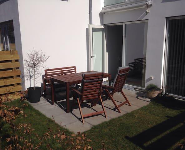 Lækkert rækkehus i Emdrup - Kopenhagen - Huis