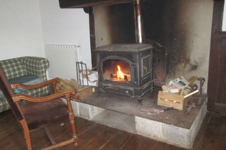 Les Hallaous famille 4 couchages - Malvezie - Haus