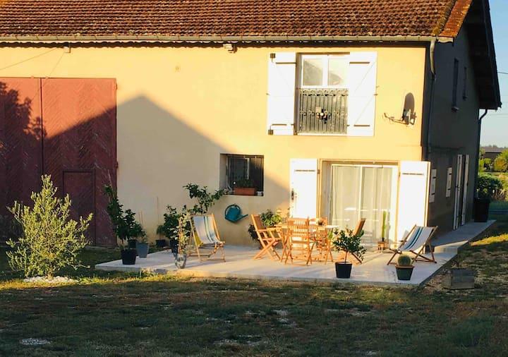 Maison avec jardin à Castets en Dorthe