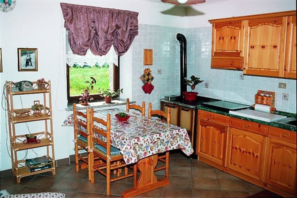 Cucina Sala Pranzo