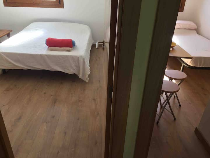 Double Room with privated toilet