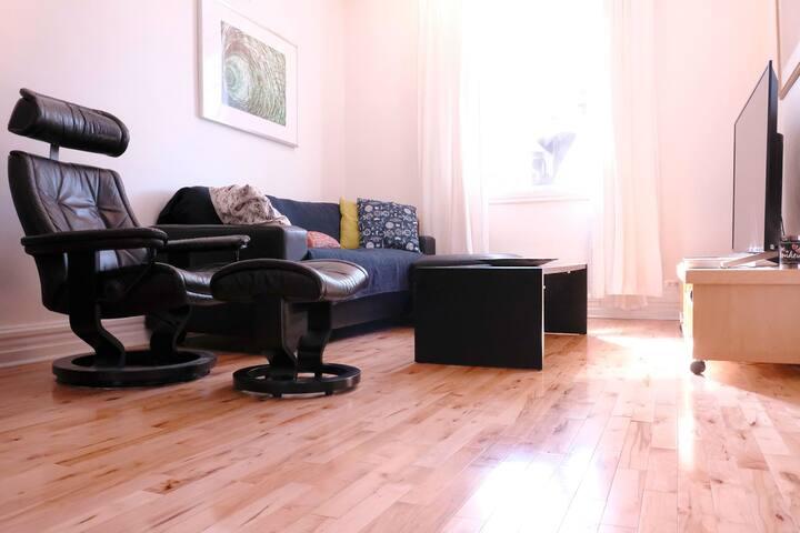 Charmant appartement meublé pour 3 mois