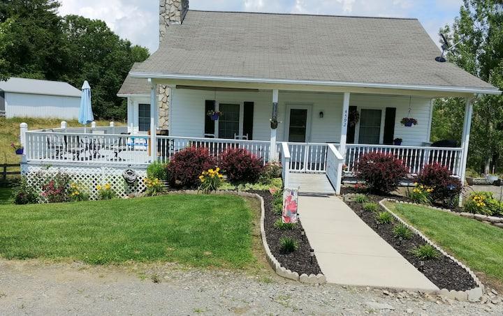 Blue Ridge Farmhouse