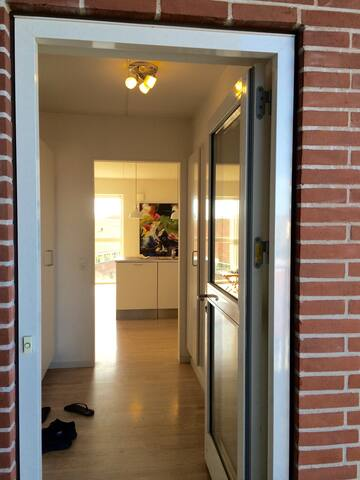 Great home at Odense Habour near central station - Odense - Apartamento