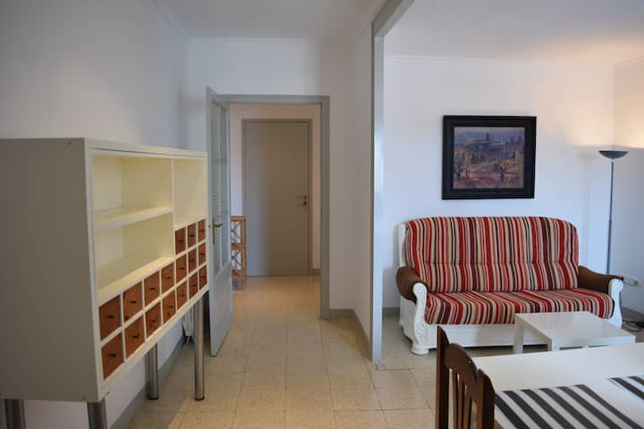 Apartment  in the center of Vilafranca.