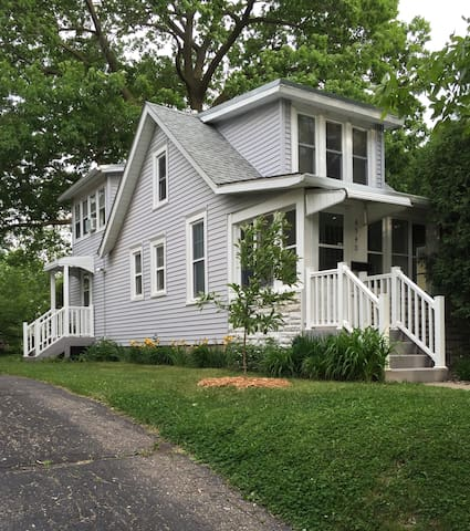 Charming cottage in Linden Hills - entire home